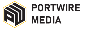 Portwire Media Logo